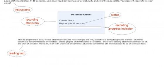 PTE考试口语题型及备考建议