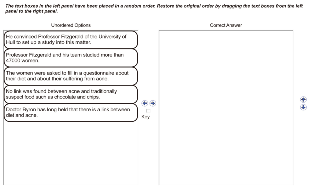 PTE考试阅读题型汇总及备考建议